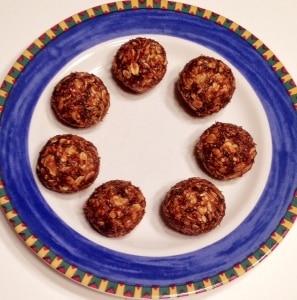 Sweet Potato Beauty Balls