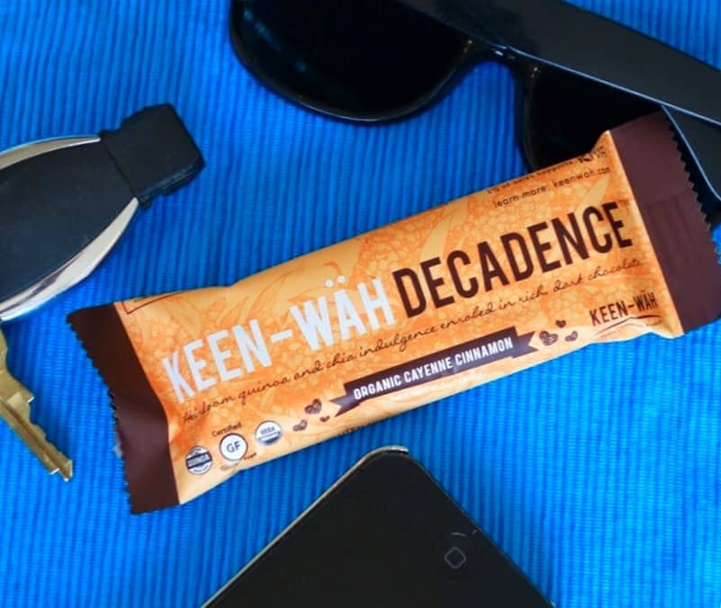Essential Living Foods KEEN-WAH Bars