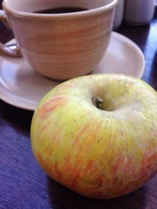 Apples give you more energy than coffee