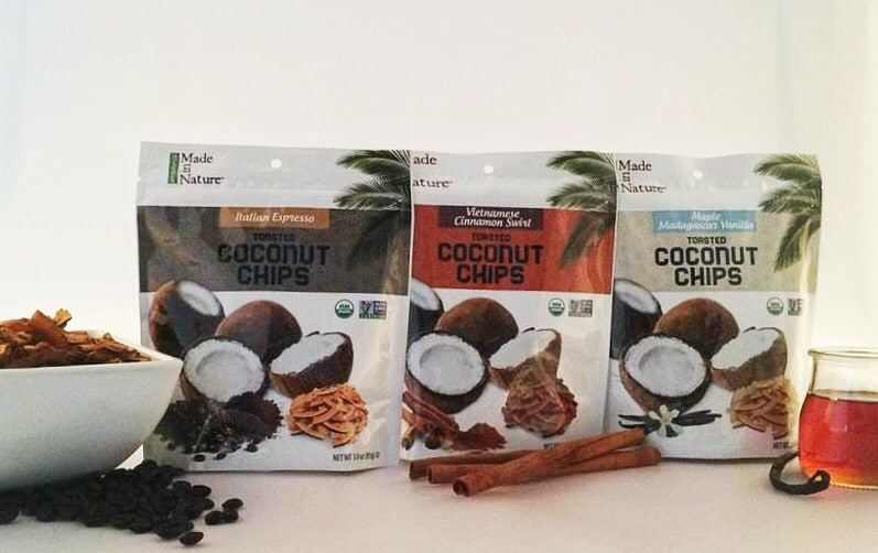 Made In Nature Coconut Chips