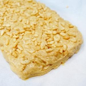 Cashew Freezer Fudge