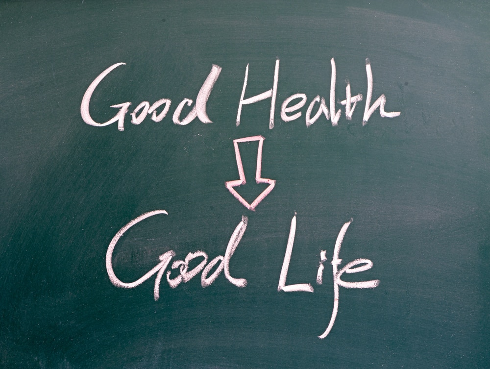 health is good for our life Health-related quality of life (hrqol) or intellectual disability—can live a long and productive life and enjoy a good quality of life.