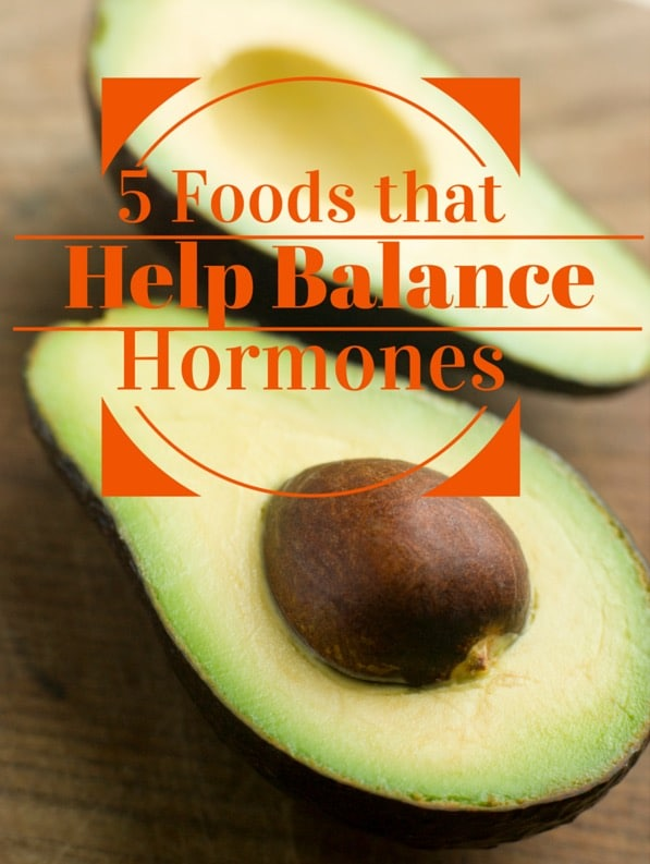 Foods That Balance Hormones