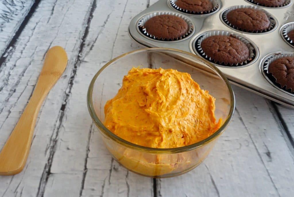 Food Dye Orange Icing