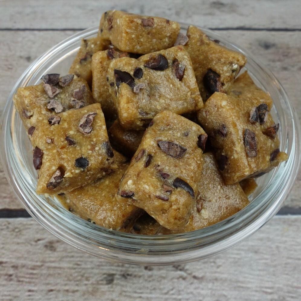 Sugar Free Cookie Dough Bites