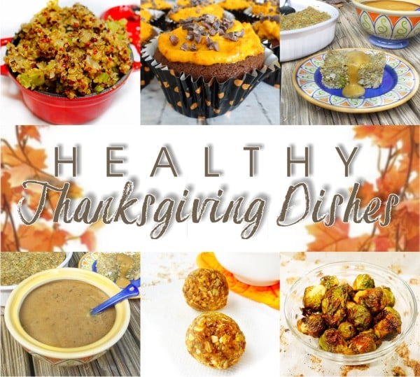 Pre and Post healthy thanksgiving recipes