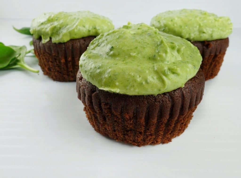 Grain-Free, Vegan Cupcakes