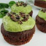 Festive Grain-Free Cupcakes