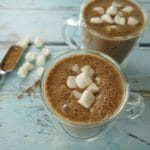 3 Ingredient Healthy Hot Chocolate