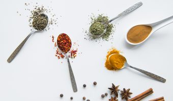 Antioxidants in Herbs and Spices