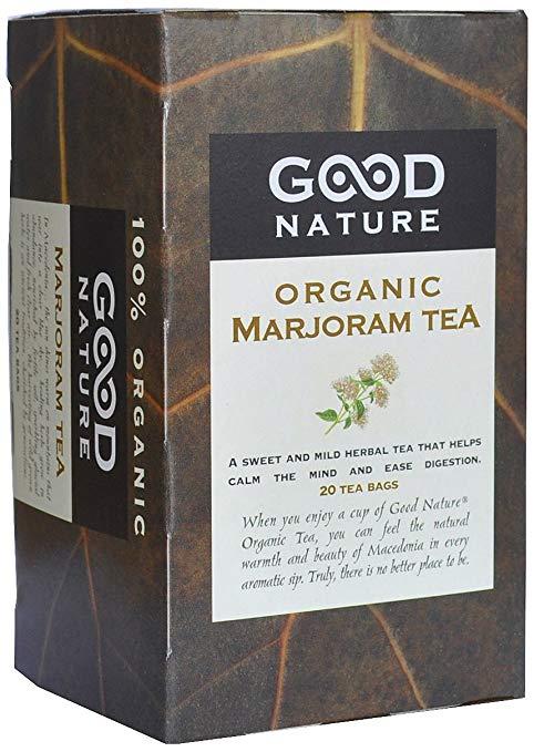 Good Nature Marjoram Tea