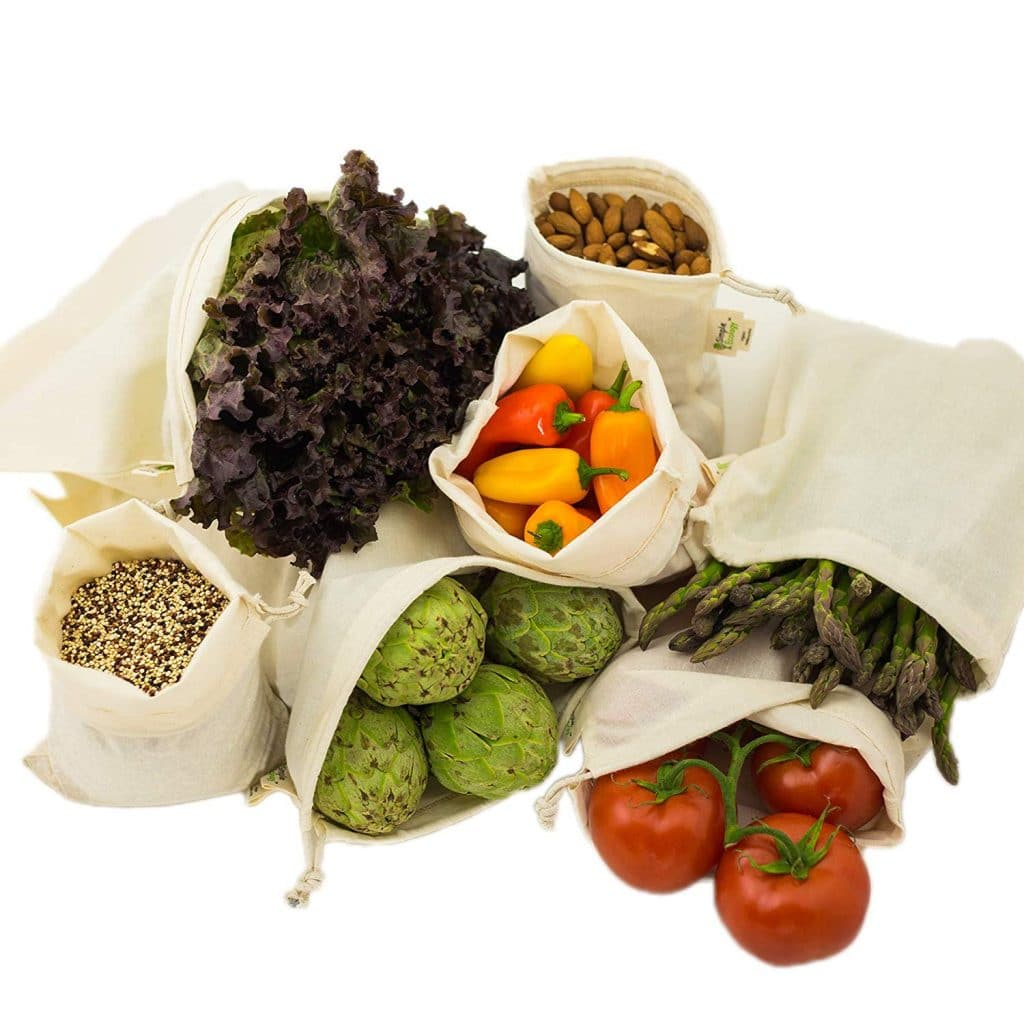 Simple Ecology Grocery Bags