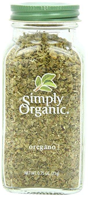 Simply Organic Oregano