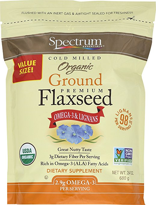 ground flaxseed