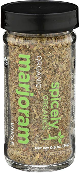 Spicely Organic Marjoram