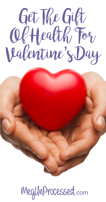 Valentine's Day is not only a day to show others you love them, but also yourself! One way to show anyone love, including yourself, is getting healthier.
