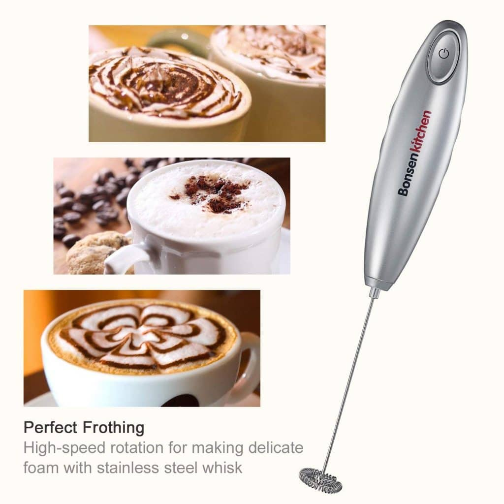 bonsenkitchen frother