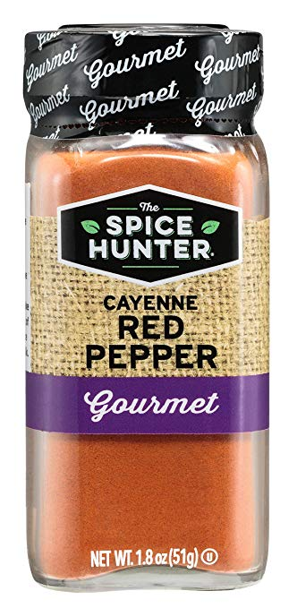 spice hunter red cayenne