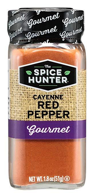 spice hunter red cayenne