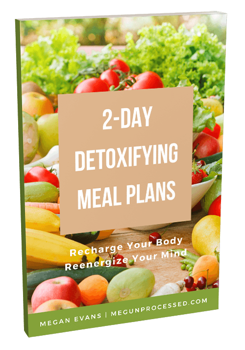 2 Day Detox ebook