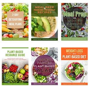 Plant Based Ebook Series