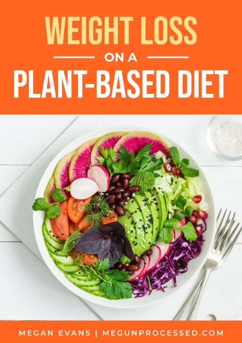 weight loss on a plant-based diet